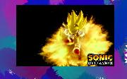 Super Sonic from Sonic Unleashed